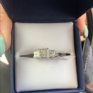 Diamond ring size 6